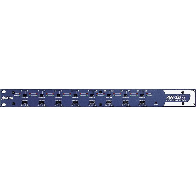 AviomAN-16/i 16-Channel Input Module