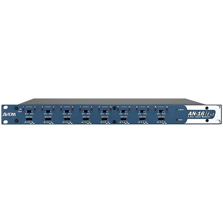 AviomAN-16/i v.2 Analog Input Module