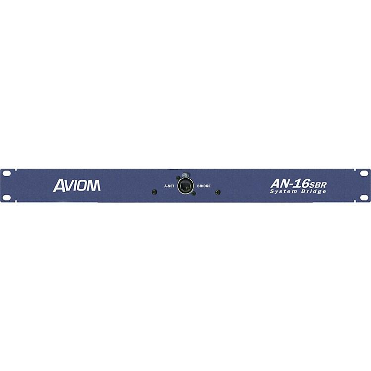 AviomAN-16SBR System Bridge Splitter for Aviom Systems