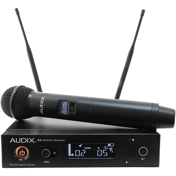 Audix AP41 OM5 Handheld Wireless System 554-586 MHz