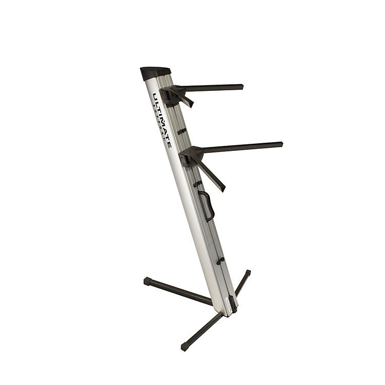 Ultimate Support Apex Ax 48 Pro Keyboard Stand Silver