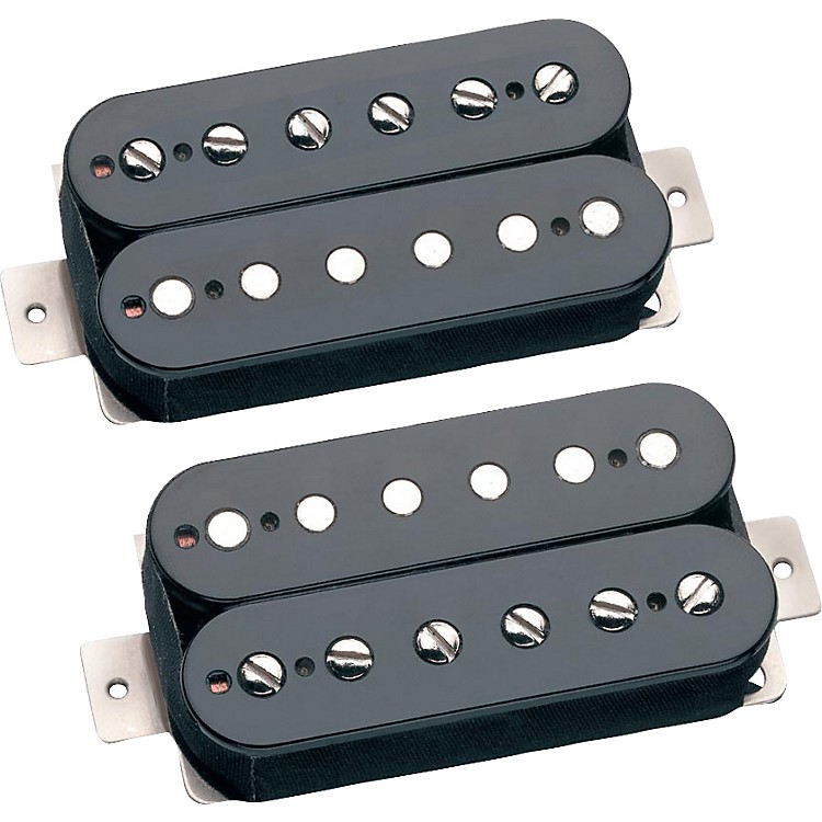 Seymour DuncanAPH-2s Alnico II Pro Slash Humbucker Electric Guitar Pickup SetBlack
