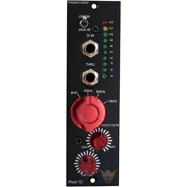 Phoenix AudioAPI 500 Series Line Amp, DI & EQ