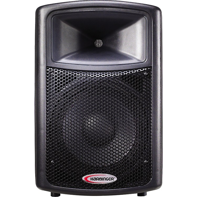 harbinger aps12 12 powered pa speaker music123. Black Bedroom Furniture Sets. Home Design Ideas
