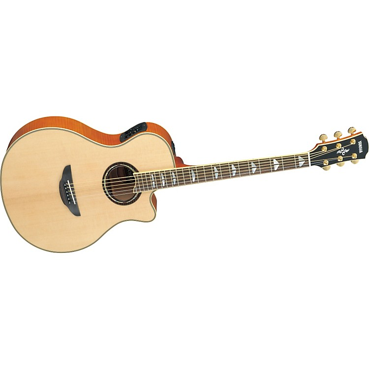 YamahaAPX1000 Thinline Cutaway Acoustic-Electric Guitar