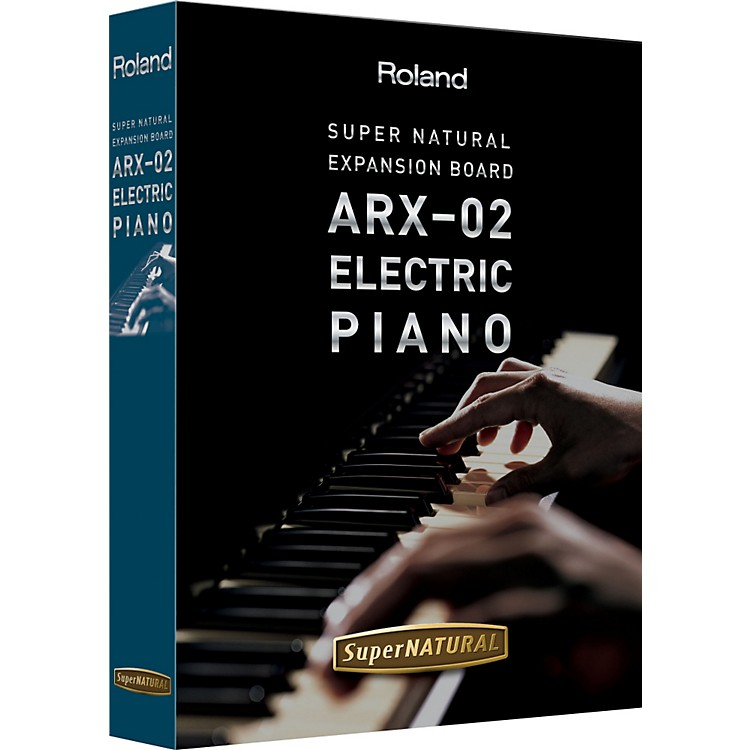 Roland ARX-02 Electric Piano SuperNATURAL Expansion Board