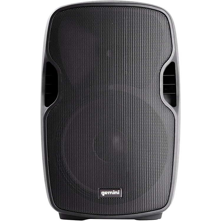 Gemini AS-08BLU 8 in. Powered Bluetooth Speaker