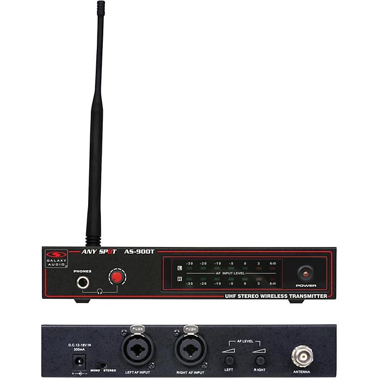 Galaxy AudioAS-900 Personal Wireless Monitor TransmitterBand K5