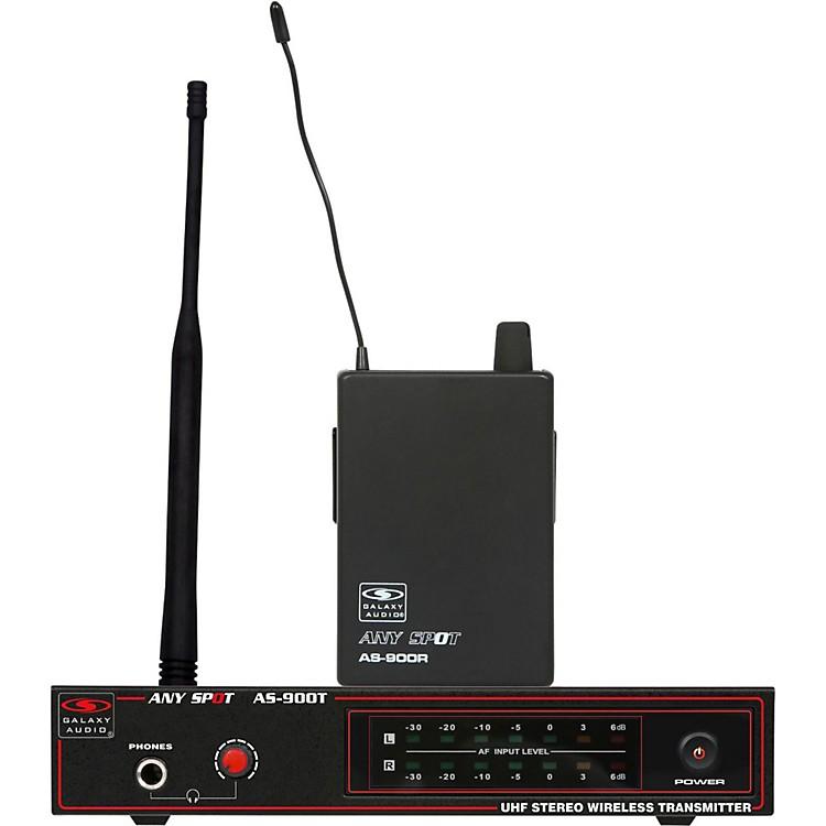 Galaxy AudioAS-900 Wireless Personal MonitorsFreq N4