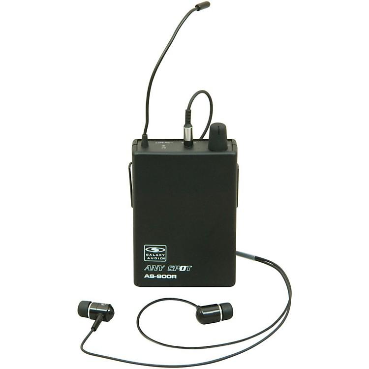 Galaxy AudioAS-900R AS-900 Any Spot receiverBand K5