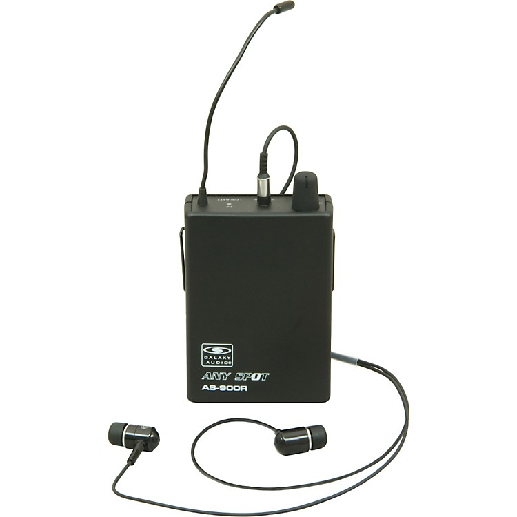 Galaxy AudioAS-900R AS-900 Any Spot receiverBand K3