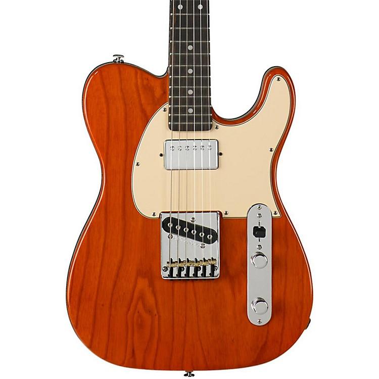 G&LASAT Classic Bluesboy Electric GuitarClear Orange