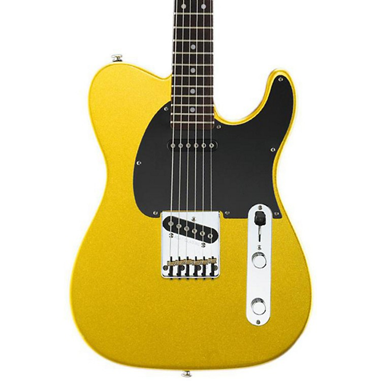 G&L ASAT Classic Electric Guitar Yukon Gold Metallic