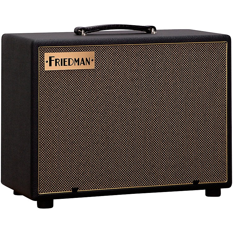 friedman asc 10 500w 1x10 bi amp powered guitar cabinet music123. Black Bedroom Furniture Sets. Home Design Ideas
