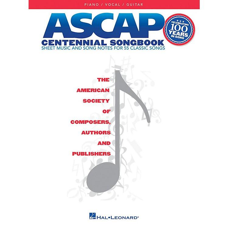 Hal LeonardASCAP Centennial Songbook for Piano/Vocal/Guitar