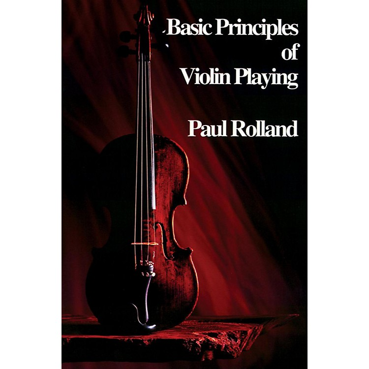 Alfred ASTA Basic Principles of Violin Playing Book