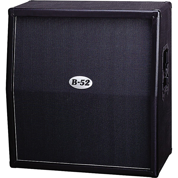 B-52 AT-412 480W 4x12 Mono/Stereo Guitar Cabinet Straight