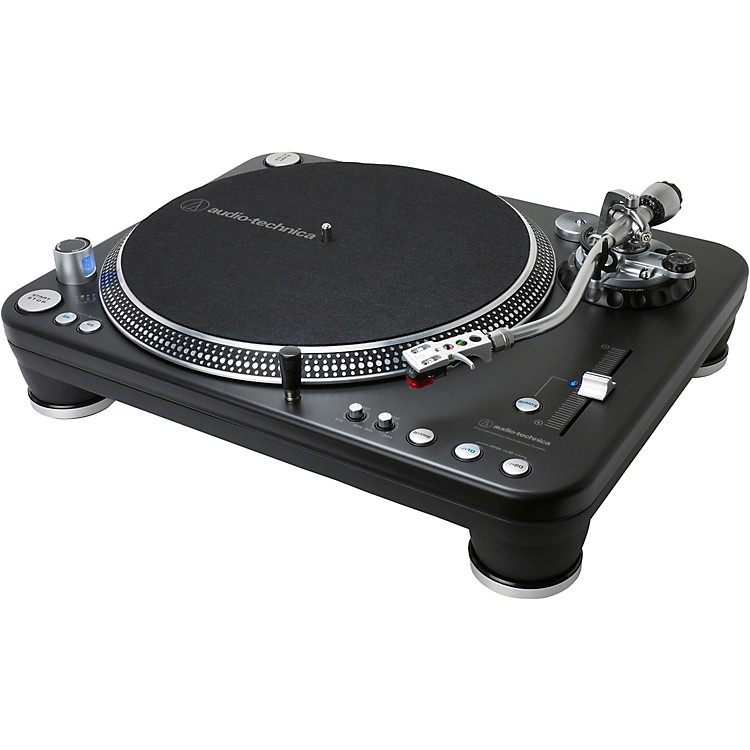 Audio-Technica AT-LP1240-USB XP Direct-Drive Professional DJ Turntable