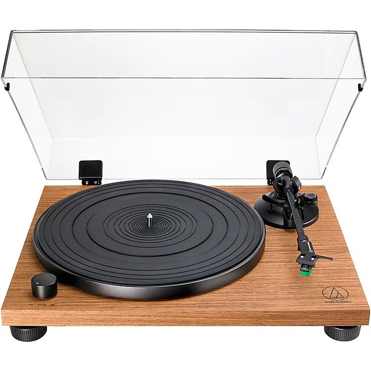 Audio-TechnicaAT-LPW40WN Belt-Drive Walnut Turntable
