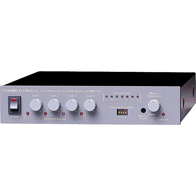 Audio-TechnicaAT-MX341a SmartMixer Four-Channel Automatic Mixer