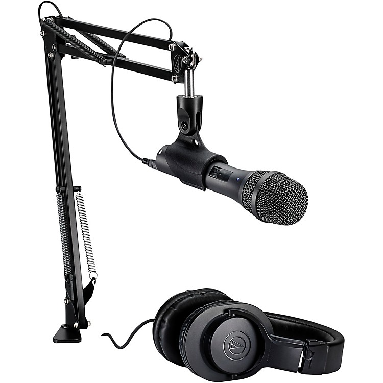 Audio-Technica AT2005USB Podcasting Studio Bundle