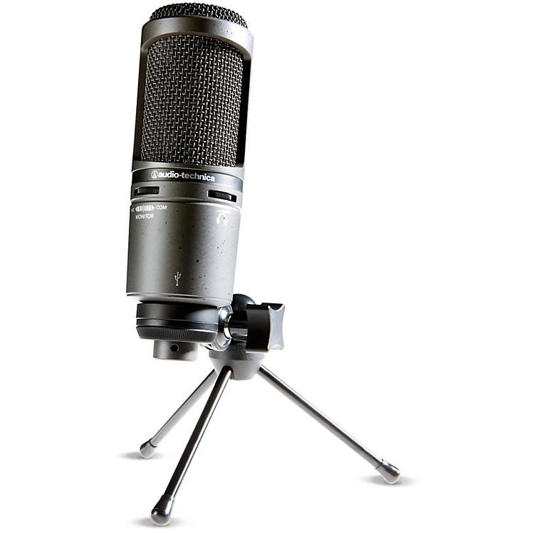 Audio-TechnicaAT2020USB+ Side-Address Cardioid Condenser USB Microphone