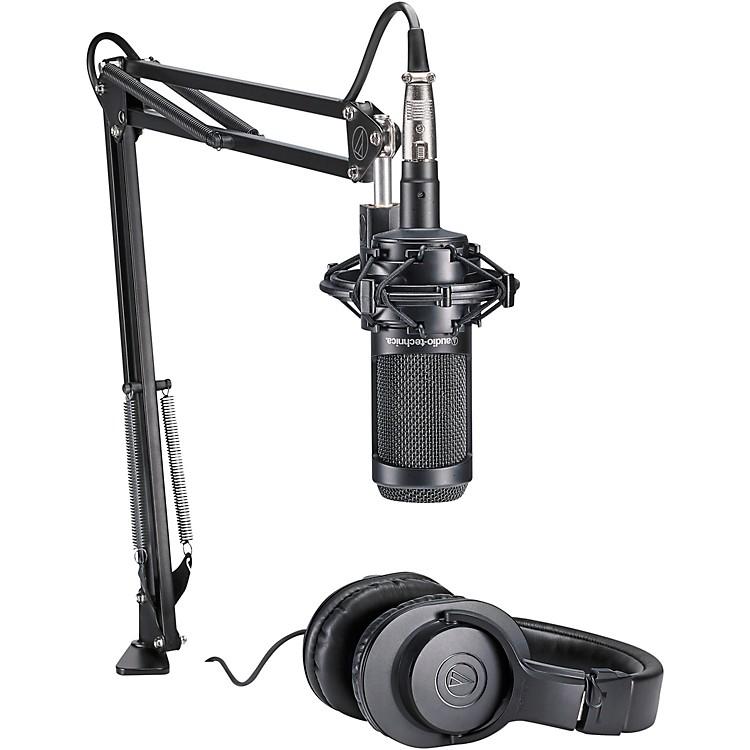 Audio-TechnicaAT2035PK Podcasting Studio Bundle