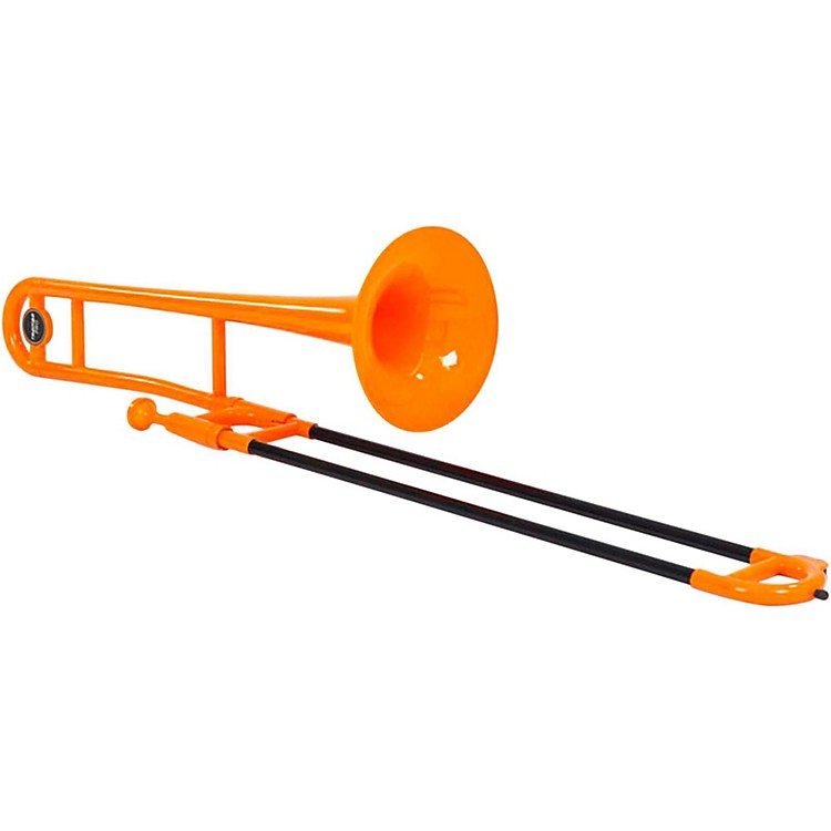 Allora ATB100 Aere Series Plastic Trombone Orange