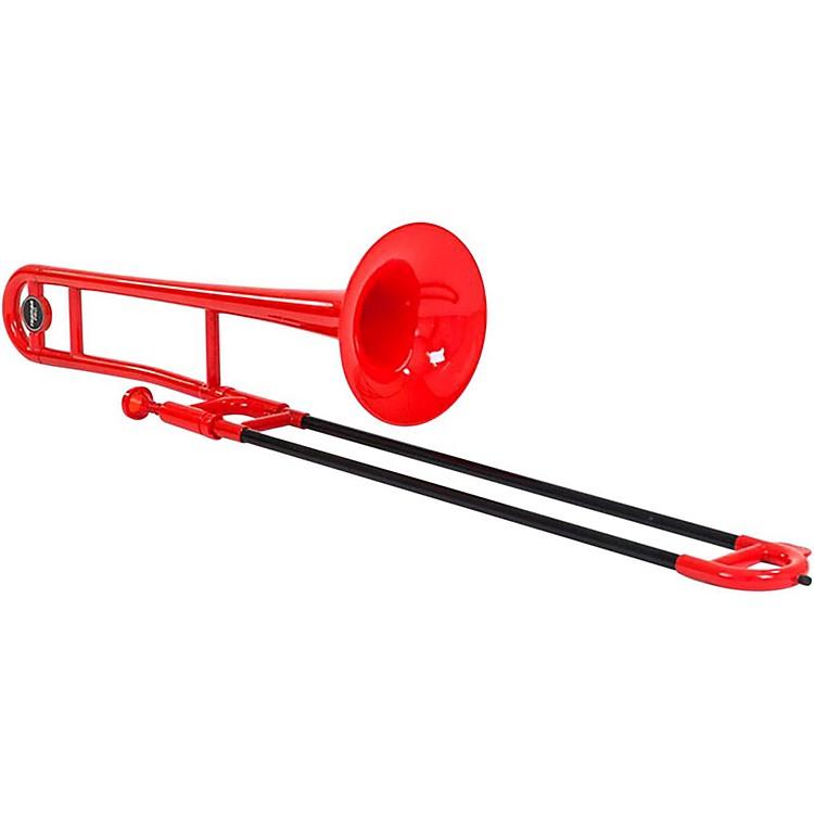 AlloraATB100 Aere Series Plastic TromboneRed
