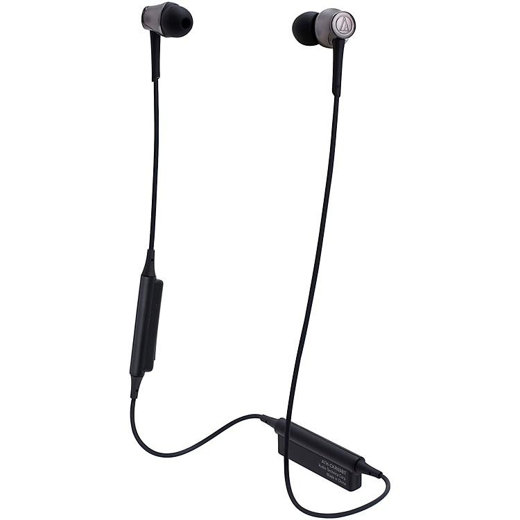 Audio-TechnicaATH-CKR55BT Sound Reality Wireless In-Ear HeadphonesBlack