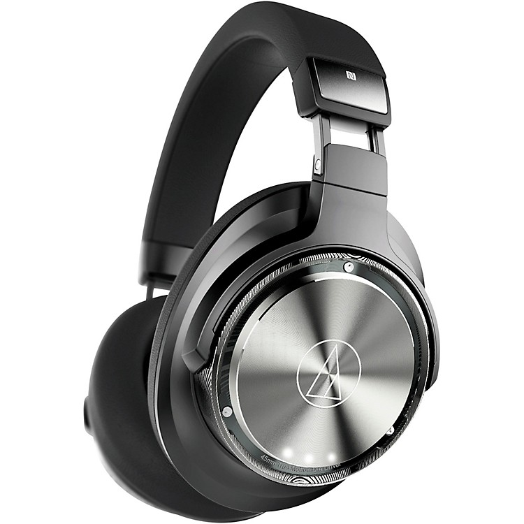 Audio-TechnicaATH-DSR9BT Wireless Over-Ear Headphones with Pure Digital Drive