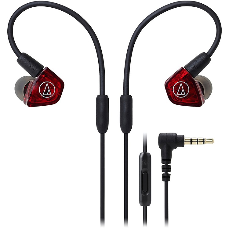Audio-TechnicaATH-LS200IS Dual Balanced Armature Headphones