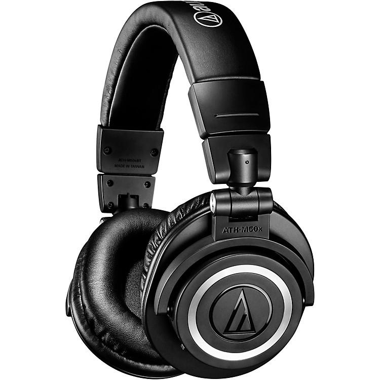 Audio-TechnicaATH-M50XBT Bluetooth Closed-Back Headphones