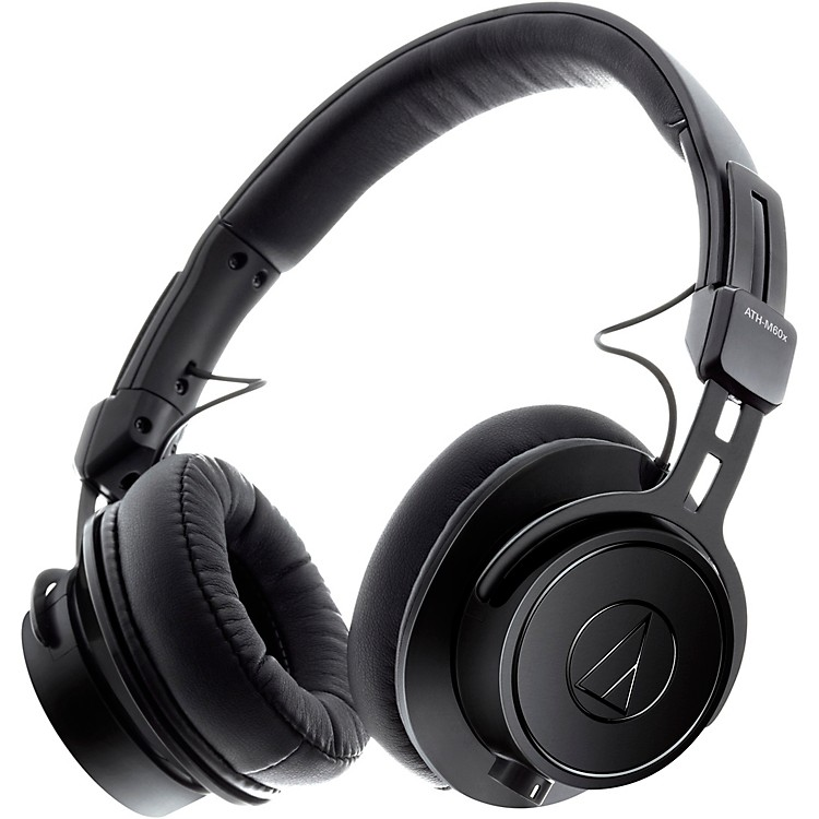 Audio-TechnicaATH-M60x Professional Monitor Headphones