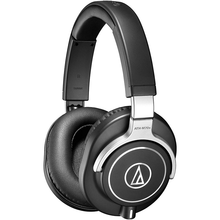 Audio-TechnicaATH-M70X Professional Studio Monitor Headphones