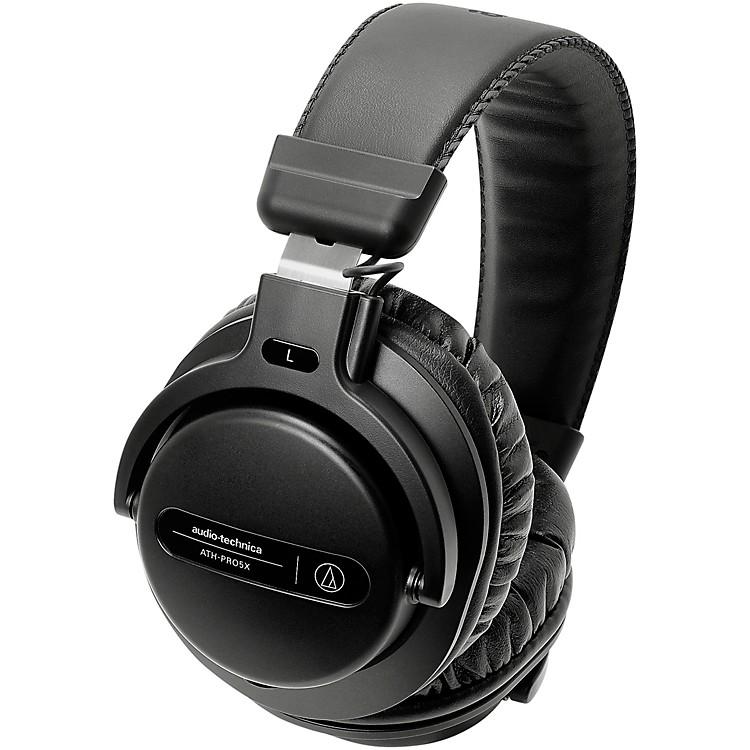 Audio-TechnicaATH-PRO5X Professional Over-Ear DJ HeadphonesWhite