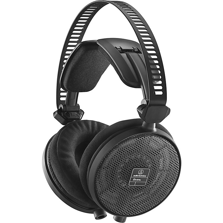 Audio-TechnicaATH-R70x Professional Open-Back Reference Headphones