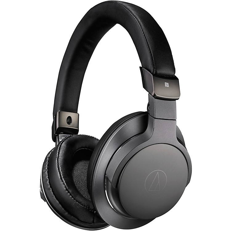 Audio-Technica ATH-SR6BT Wireless Over-Ear High Resolution Headphones Black