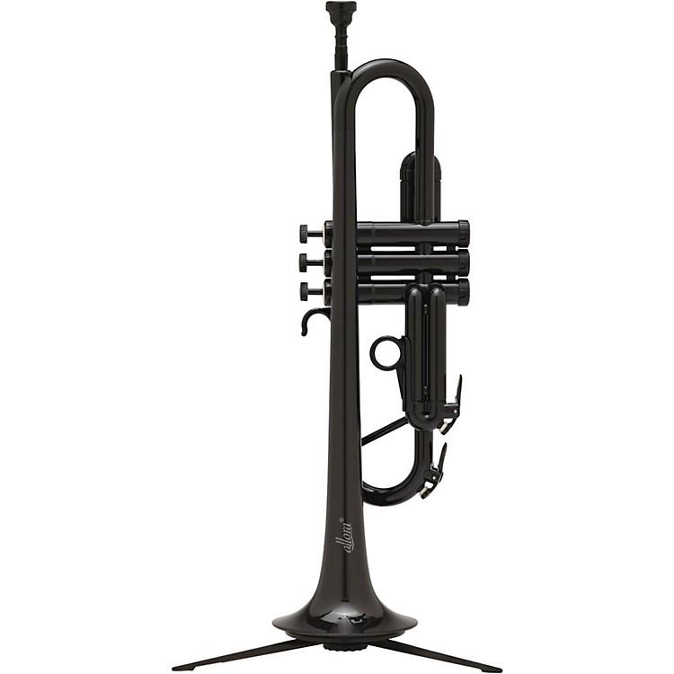 AlloraATR-1301 Aere Series Plastic Bb TrumpetBlack