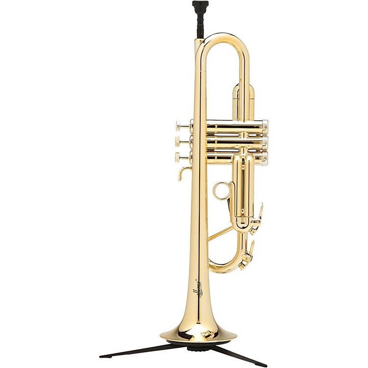 AlloraATR-1301M Aere Metallic Series Plastic Bb TrumpetGold Lacquer