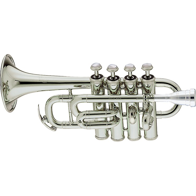 AmatiATR-383 Series Bb/A Piccolo TrumpetSilver