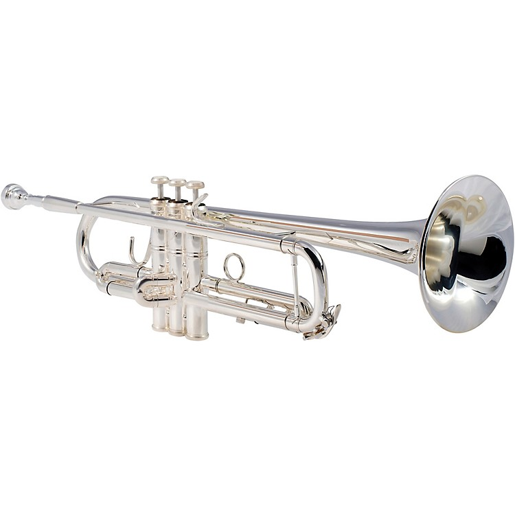 Allora ATR-550 Paris Series Professional Bb Trumpet Silver plated
