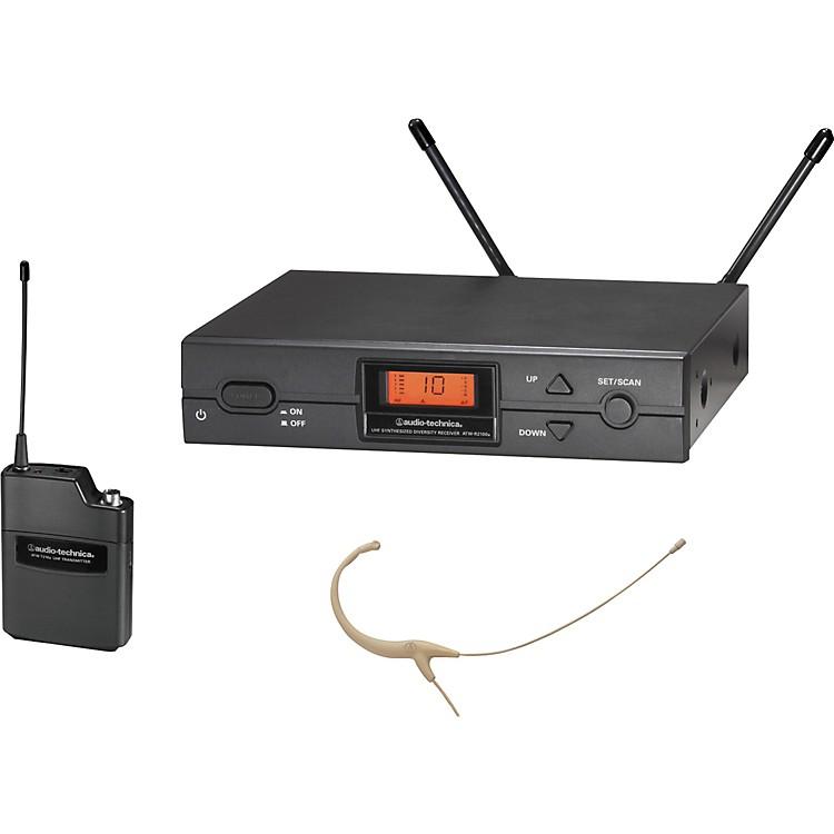 Audio-TechnicaATW-2192a 2000 Series Headworn Omni Wireless System