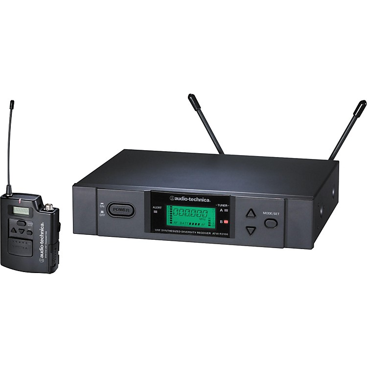 Audio-TechnicaATW-3110b 3000 Series UniPak Wireless SystemBand D
