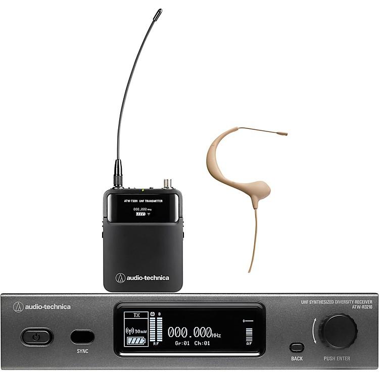 Audio-TechnicaATW-3211/893 3000 Series Frequency-agile True Diversity UHF Wireless SystemsBand EE1