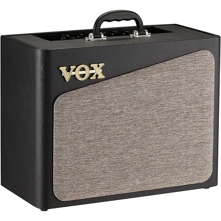 VoxAV 15W 1X8 Analog Modeling Guitar Combo AmpBlack