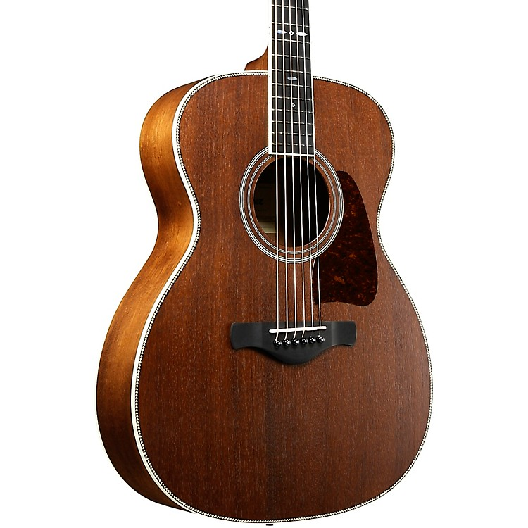 IbanezAVC10MHOPN Ibanez Artwood Thermo Aged Solid Top Grand Concert Acoustic GuitarNatural