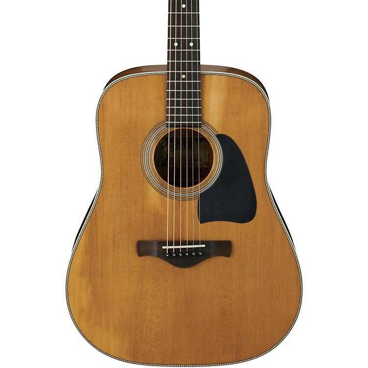 IbanezAVD11-ANS Artwood Vintage Dreadnought Acoustic GuitarAntique Natural