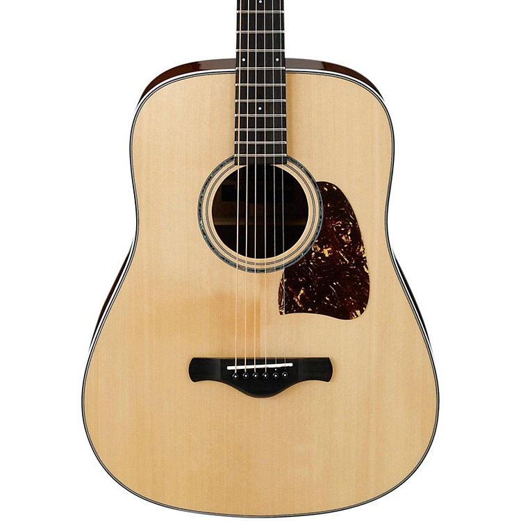 Ibanez AVD1NT Artwood Vintage 12-Fret Dreadnought Acoustic Guitar Gloss Natural
