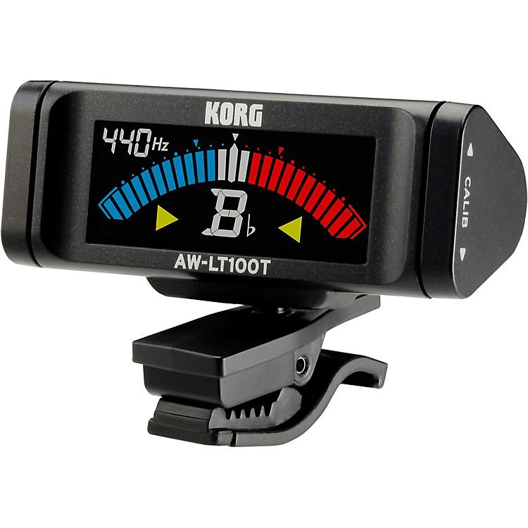 KorgAW-LT100 Clip-On Trumpet TunerBlack